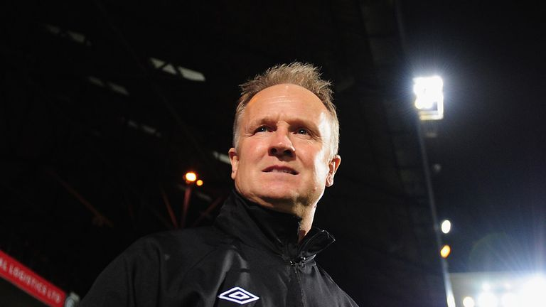 Sean O'Driscoll: Unhappy with his Nottingham Forest side