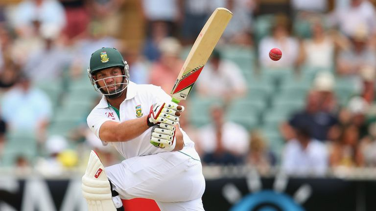 Jacques Kallis: Picked up a hamstring injury in second Test