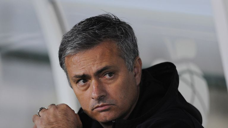 Jose Mourinho: 'Everything is normal'