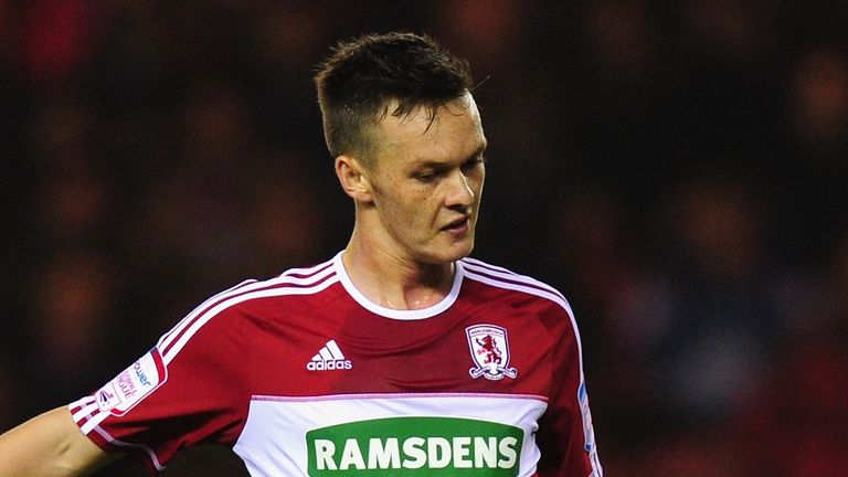 Josh McEachran: Staying at Middlesbrough