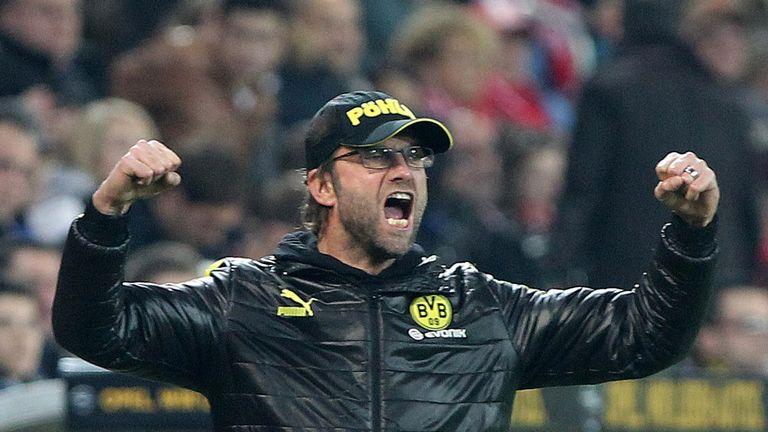 Jurgen Klopp: Dormund boss