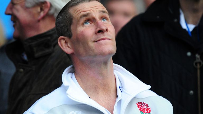 Stuart Lancaster: will continue with youth policy