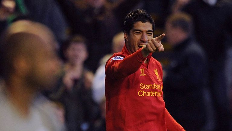 Luis Suarez: Gives opponents nightmares, according to Skrtel