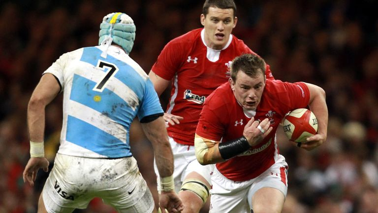 Matthew Rees says the defeats to Argentina and Samoa have served as a wake-up call for Wales