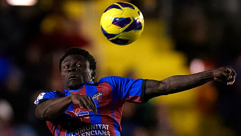 Obafemi Martins: Has confirmed he is keen on making a move to MLS outfit Seattle Sounders
