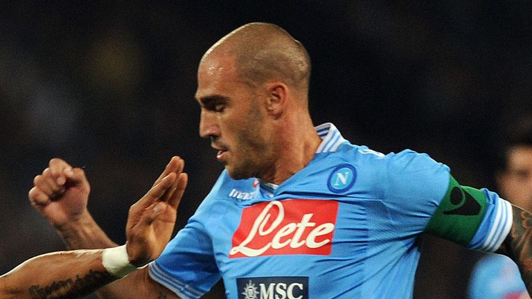 Paolo Cannavaro: Is raring to go