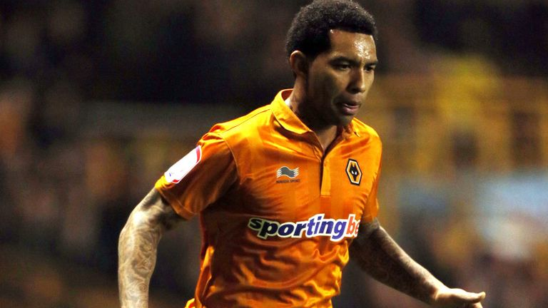 Jermaine Pennant: Loaned to Wolves last season