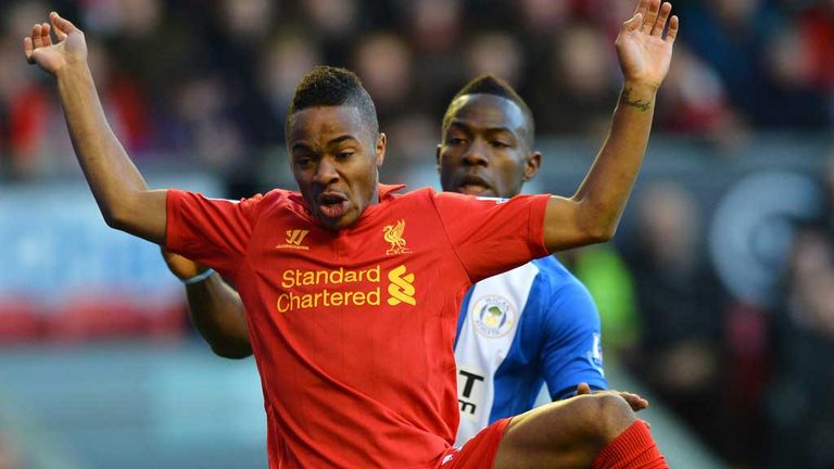 Raheem Sterling: Has been advised to sign new deal by Liverpool boss Brendan Rodgers