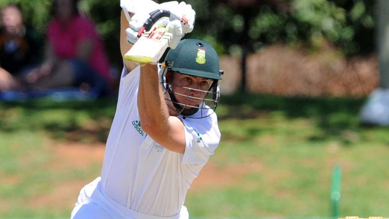 Ryan McLaren: Called in as cover for South Africa