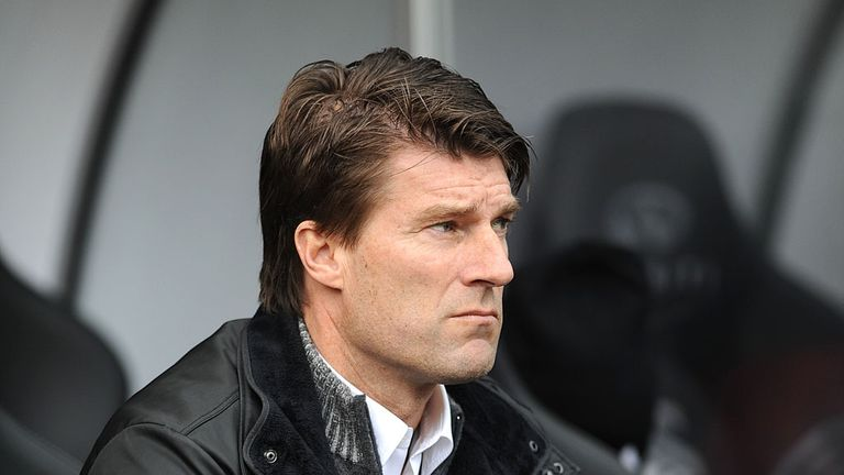 Michael Laudrup: Intends to stay on at Swansea