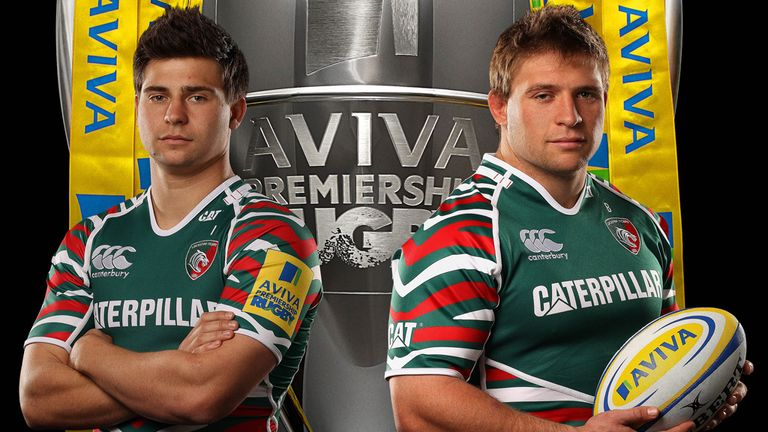 Tom and Ben Youngs: New deals with Leicester Tigers