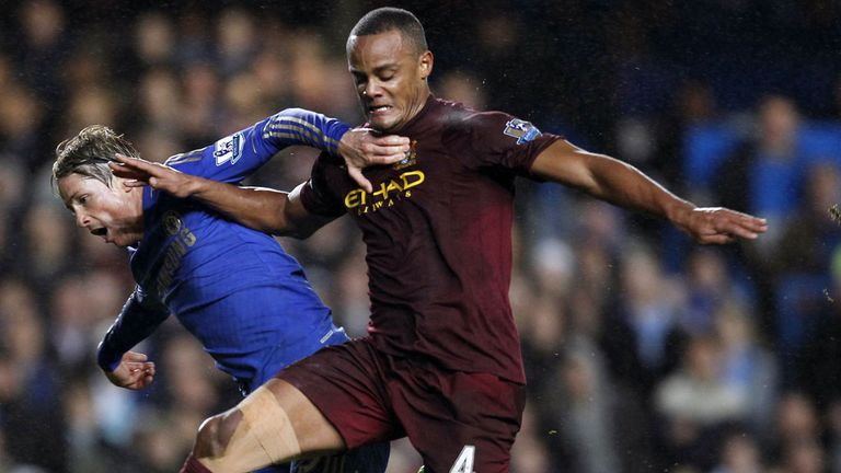 Vincent Kompany: Expected to play at Wigan