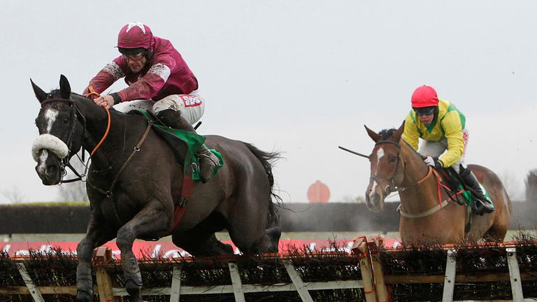 Don Cossack: Impressive start to his hurdling career
