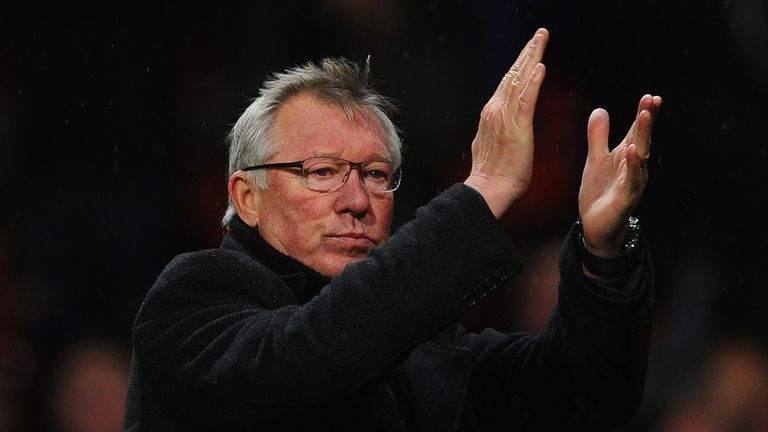 Alex Ferguson: Hands up if you have defensive concerns