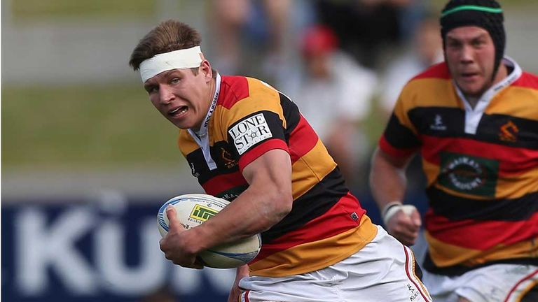 Piers Francis: Swapping Waikato for Edinburgh and a new challenge