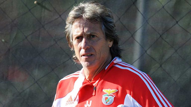 Jorge Jesus: Focused on ending European trophy drought