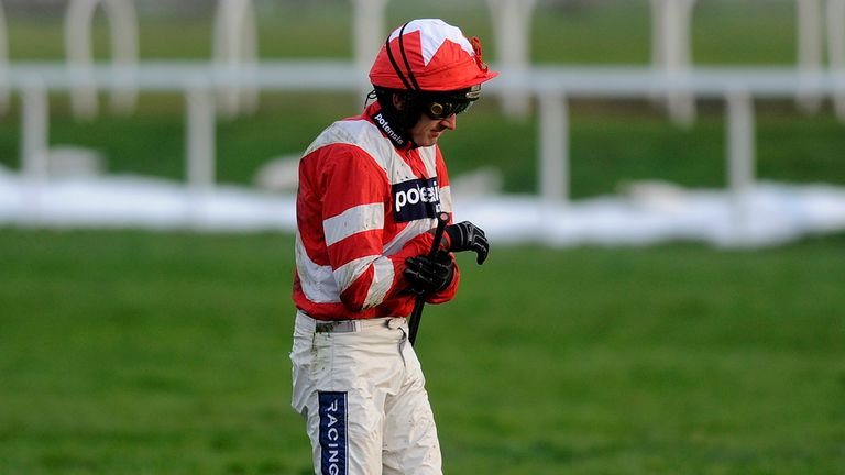 Ruby Walsh: Expected to ride on Saturday despite fall on Friday