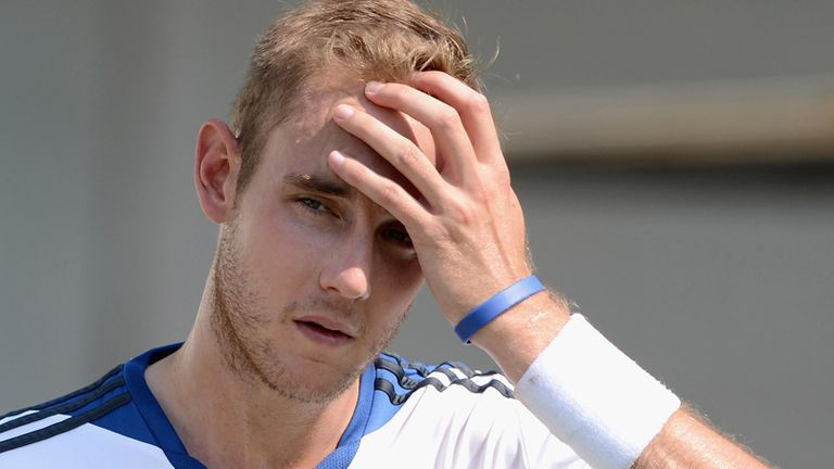Stuart Broad: Rarely injury-free over last two years