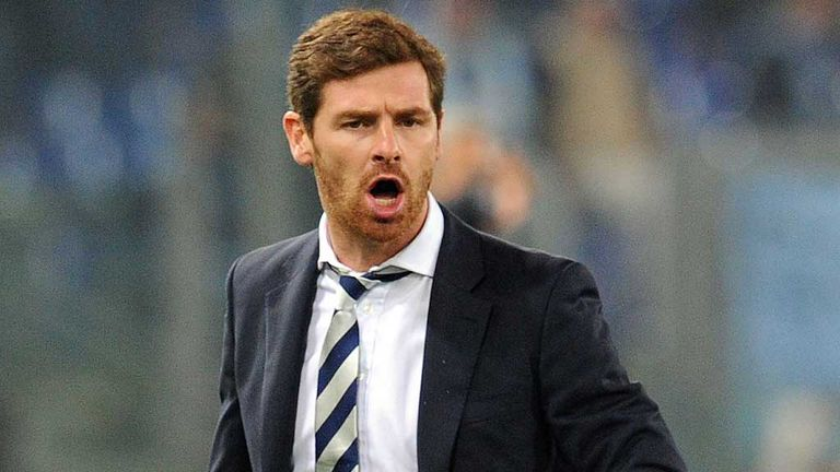 Andre Villas-Boas: Tottenham manager was relieved to cling on for victory