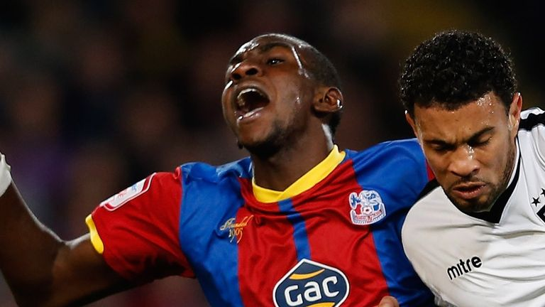 Yannick Bolasie: Crystal Palace winger refuses to play for DR Congo at the Africa Cup of Nations