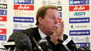 Harry Redknapp: Admits break was needed after eventful year