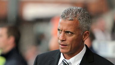 Keith Curle: Boosting his options