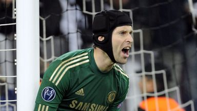 Petr Cech: Has already turned focus to Europa League