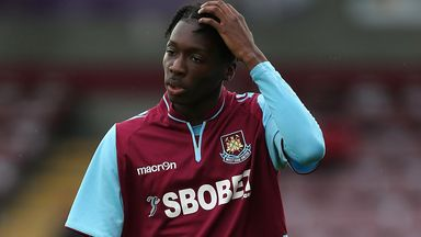 Blair Turgott: Back at Upton Park
