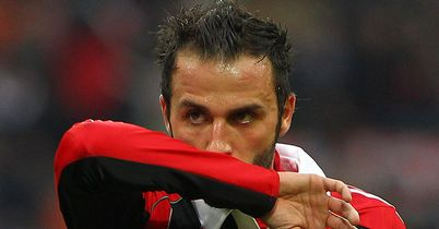 Giampaolo Pazzini: Big early impact