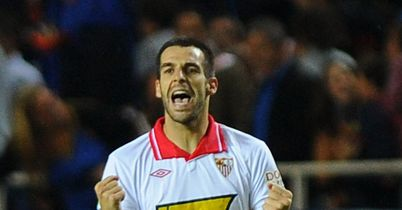 Alvaro Negredo: Sevilla have turned down big-money offer for striker