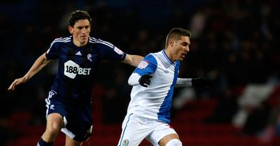 Ruben Rochina: Among Blackburn's injury doubts