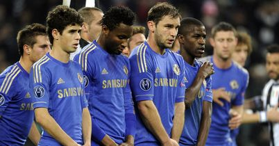 Chelsea: Hope Shakhtar Donetsk can do them a favour against Juventus