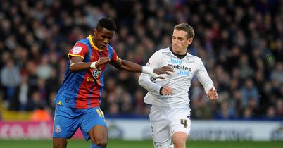 Wilfried Zaha: Enjoyed an excellent month