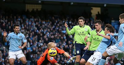 David Silva: Set Manchester City on their way to a comprehensive success