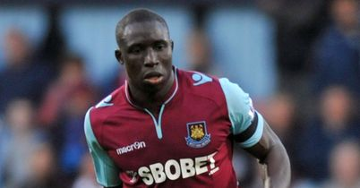 Mohamed Diame: Happy at Upton Park and has no desire to move on