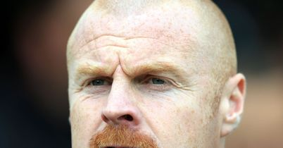 Sean Dyche: Happy with teams development