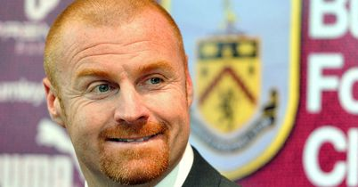 Sean Dyche: Burnley boss is believed to be among those keeping a close eye on Marvin Johnson