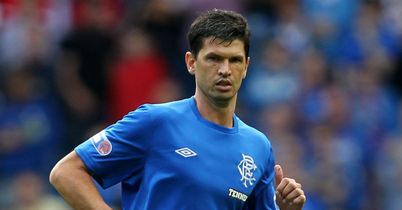 Emilson Cribari: Looking to help Rangers move swiftly back up the League ladder
