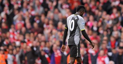 Emmanuel Adebayor: Tottenham Hotspur striker begins three-match suspension against West Ham United