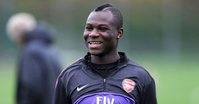 Emmanuel Frimpong: Looking to take advantage of loan