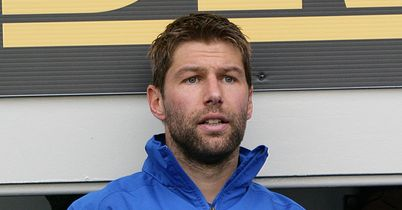 Thomas Hitzlsperger: Staying with Everton until the end of the season