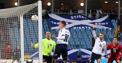 Rhodes: Scotland's star performer in Luxembourg