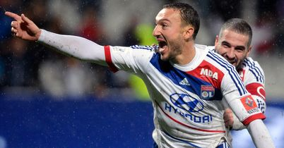 Steed Malbranque: Stunning re-emergence at Lyon