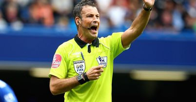 No game for Clattenburg