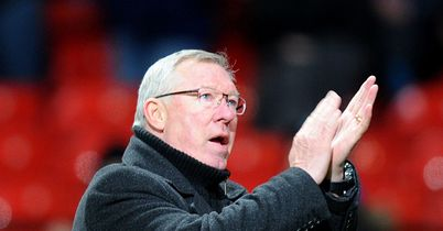 The build-up to Christmas is exciting Sir Alex Ferguson
