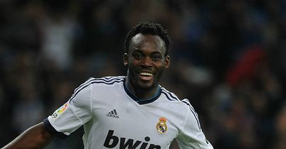 Michael Essien: Back at Cobham for a short period