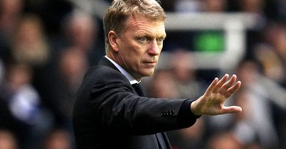 David Moyes: Has kept tabs on Ross Barkley