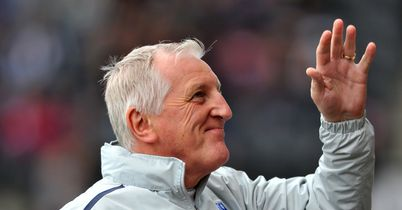 Ronnie Moore: Delighted with new deal