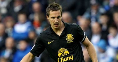 Phil Jagielka: Would be happy to finish his playing days at Everton