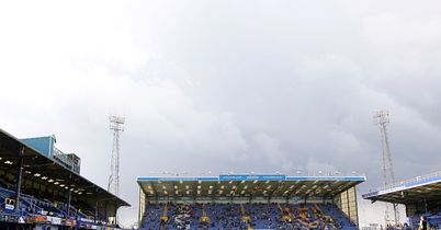 Fratton Park: Home to Portsmouth
